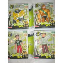 Personajes De Ben 10 Miden 30 Cm Alto-en Agranaditos