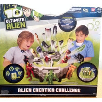 Ben 10. Allien Creation Challenge