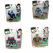 Figuras Articuladas Ben 10 Surtidas -minijuegosnet