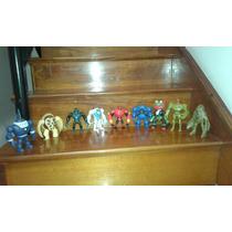 Muñecos De Ben 10 Con Luz
