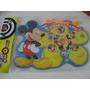 Mickey Mouse Tiro Al Blanco + Dardos Imantados Pluto Gabym