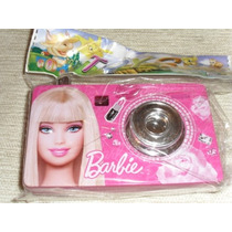 Camara Fotos Infantil Hello Kitty Princesas Barbie Gabym