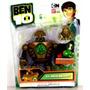 Figura Ben 10 Clockwork Alien Original - Jugueteria Aplausos