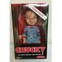 Chucky Muñeco Habla 7 Frases - Mezco Toys - Edicion 2015