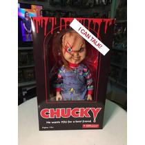 Chucky Con Sonido 38 Cm En Stock Elite Toys