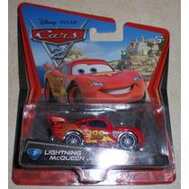 Rayo Mcqueen. Disney Pixars Cars 2. Nuevo Cerrado!