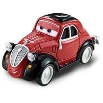 Disney Cars Mattel Tio Topolino En Blister En Caballito !!