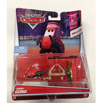 Cars Disney Pixar Terry Gong Deluxe Jugueteria Bunny Toys