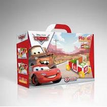 Disney Pixar Cars Juego De Encastre Plakas Armalin Delicias3
