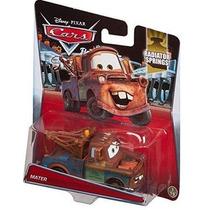 Cars Disney Pixar Mater Original Mattel Blister Cerrado