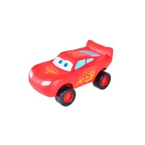 Disney Cars Rayo Mcqueen De Goma Grande New Toy