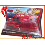 Disney Pixar Cars Rayo Mcqueen Sticky Con Camión Mack