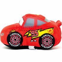 Cars Rayo Mcqueen Auto Peluche Original Disney Store