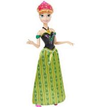 Muñeca Frozen Anna Original Disneydismey Usa