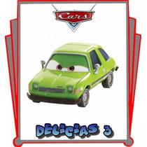 Auto De Cars Acer Tokyo Party Original Mattel Delicias 3