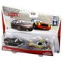 Disney Pixar Cars Bob Cutlass & Darrell Cartrip Paquete De 2