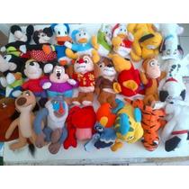 Colección Completa Milenium Disney Mcdonalds Año 2000!!!