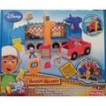 Handy Manny - Repair & Go Garage Fisher-price