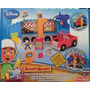Handy Manny - Repair & Go Garage Fisher-price Tuni W5144
