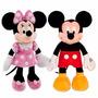 Disney Peluche Mickey O Minnie Mouse Grande 65 Cm Original