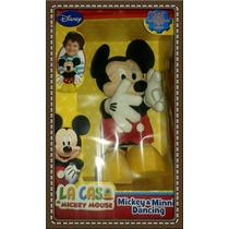 Peluche Grande De Mickey