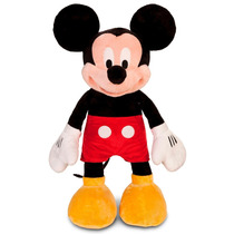 Mickey Mouse Peluche Grande Original Disney 65cm