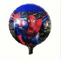 Globo 45 Cm Souvenirs Grande X 10 Hombre Araña Spiderman