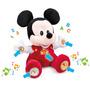 Peluche Baby Mickey Mouse Juega Y Aprende Original