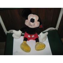 Peluche Mickey Mouse Original 35 Cm