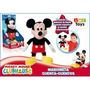 Mickey Mouse Titere Cuenta Cuentos Club House Navidad