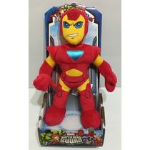 Peluche Super Hero Iron Man Zap 26626