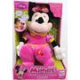 Mickey Y Minnie Peluche Interactivo Canta Y Baila