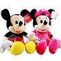 Pelush Muñeco Mickey O Minnie 50 Cm Disney