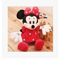 Minnie Mouse Roja Dice Frases En Español Latino 30 Cm