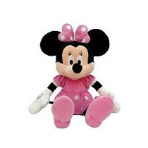 Peluche De Minnie 66cm Original De Disney