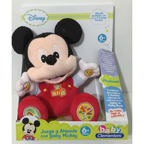 Peluche Mickey Juega Y Aprende Zap 65191