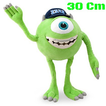 Mike Wazowski Plush Monsters University 34 Cm 100% Original!