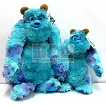 Peluche Monster Inc Sullivan Importado Grande 30 Cm Local
