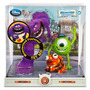 Set Mike Y Art Monster University 100 % Original Disney