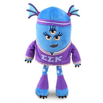 Monsters University Brynn Peluche 22 Cms Disney Importado