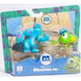 Monster Inc Sully Wazowski ! Pack 2 Original Pixar