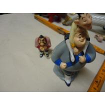 Figura De Coleccion Walt Disney Mulan Chien-po