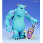 Monsters Inc Sulley Boo Revoltech Original Disney Pixar Geek