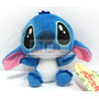 Stitch Peluche Disney Original Licencia 11 Cm Lillo & Stitch