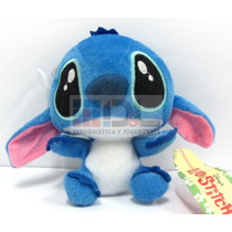 Stitch Peluche Disney Original Licencia 11 Cm Lillo & Stitch