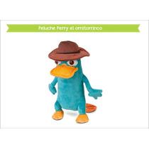 Perry El Ornitorrinco Original