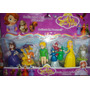 Play Set Princesa Sofia X6. Sofia, Amber, James Y Las Hadas