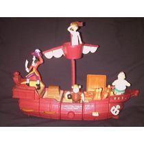 Barco De Peter Pan Disney Mc Donalds Juego Didactico Oferta