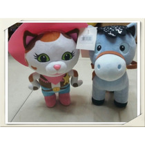 Peluche Sheriff Callie Y Sparky . Envios S/ Cargo A Sucursal