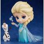 Elsa Y Olaf Frozen Figuras Nendoroid Chibi Envíos Gratis